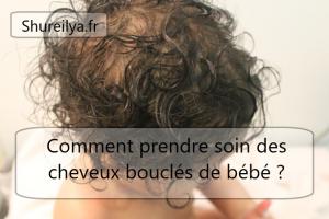 coiffer bébé