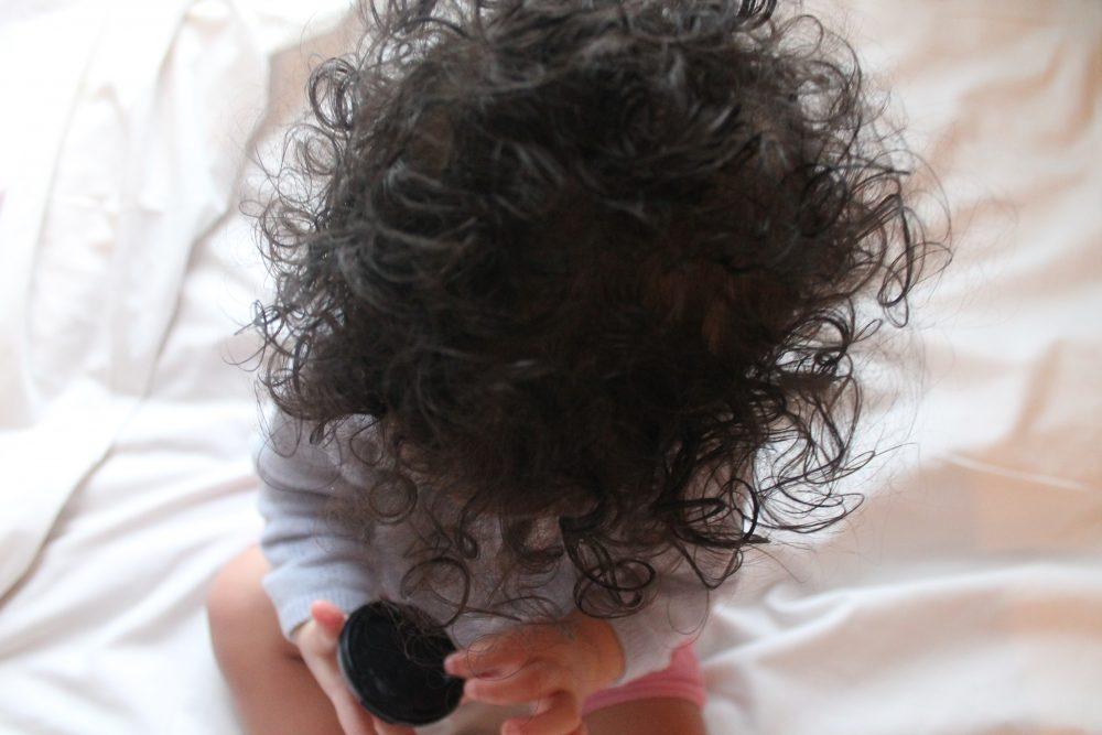 | Baby Beauty | Routine cheveux bouclés de bébé